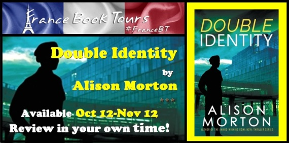 Double Identity Banner